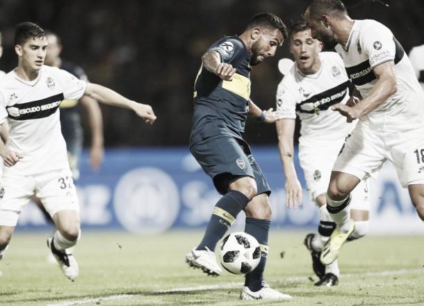 Foto: Twitter Boca Juniors