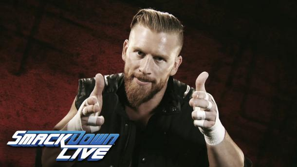 The Curt Hawkins is Ryder's choice to replace him (image: youtube.com)