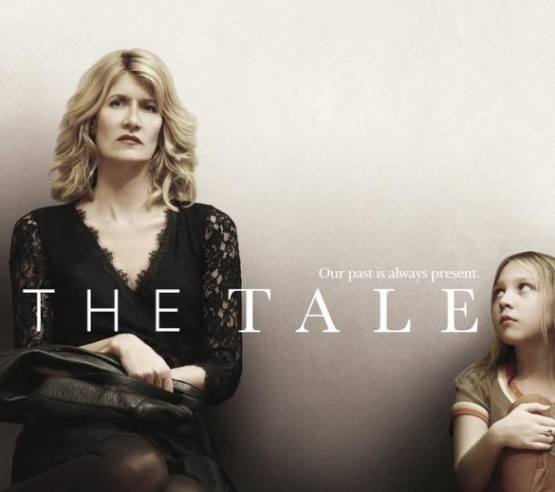 Afiche The Tale. Fotografía de Cheap Prices