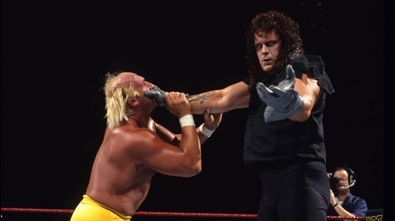 The Undertaker defeated Hulk Hogan at Survivor Series 1991 just one year after his debut (image: wwe)