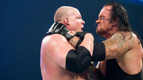 The Undertaker and Kane have had many battles down the years and paired up a number of times also (image: wwe)