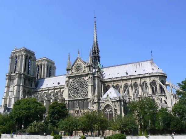 Catedral de Notre Dame. Fotografía de: world-visits.blogspot.com