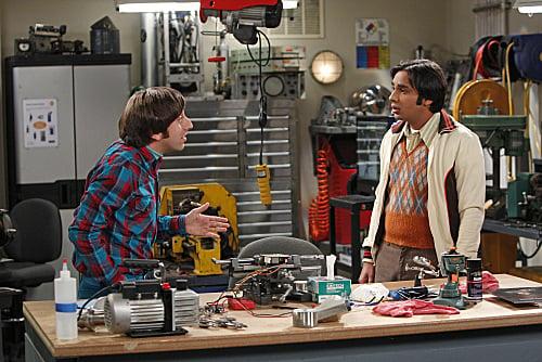 Laboratorio de Howard (Imagen: The Big Bang Theory web)