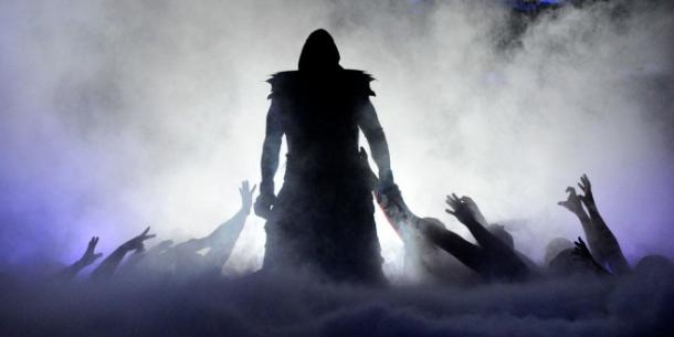 Can the Deadman be stopped? Photo-WWE