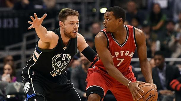 Los fantasmas del pasado vuelven a Toronto | Foto: NBA.COM. com