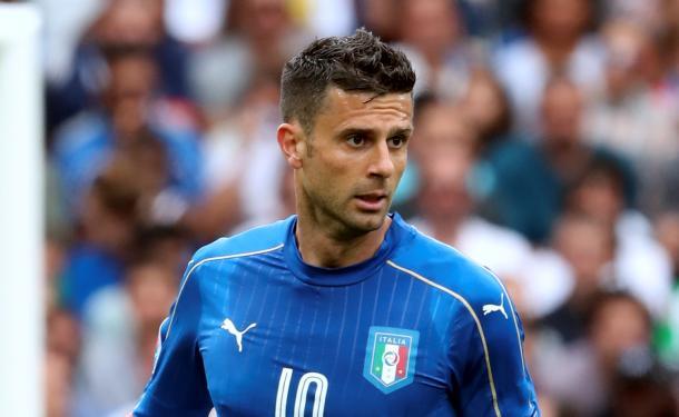 Thiago Motta con la maglia dell'Italia, o-posts.com