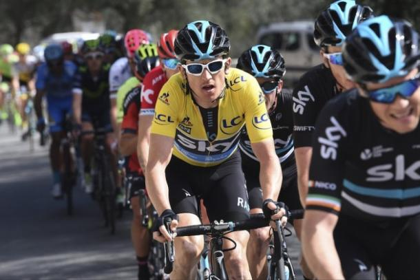 Thomas rode well in France, and has shown his abilities to the rest of the peloton / Cycling Weekly