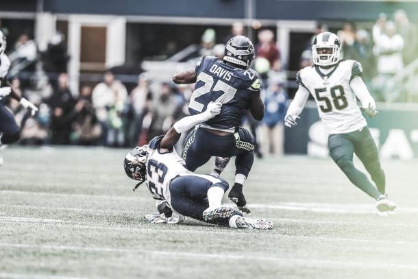 Rams supera a Seattle y sigue con el paso perfecto