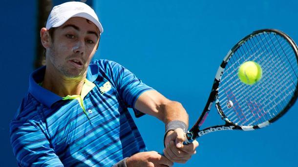 Jordan Thompson, rival de Alejandro Falla en semifinales. Foto: tennis.com.au
