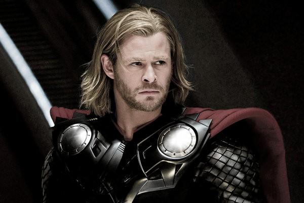 Thor en su primera película / Foto: Twitter de Chris Hemsworth