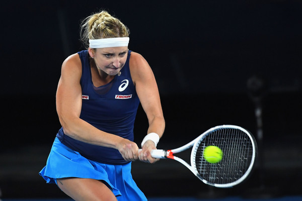 Timea Bacsinszky progresses to the third round | Photo: Quinn Rooney/Getty Images AsiaPac