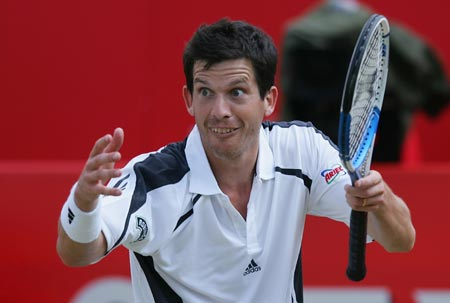 Henman will also be seen at the event. Pic: giantbomb.com