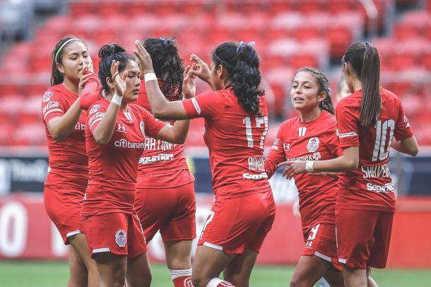 Foto: Toluca FC Femenil