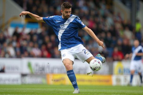 Jon Toral in action for Birmingham last season | Photo source: EMPICS Sport