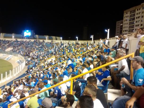 Violência prejudica lotação dos estádios em Sergipe