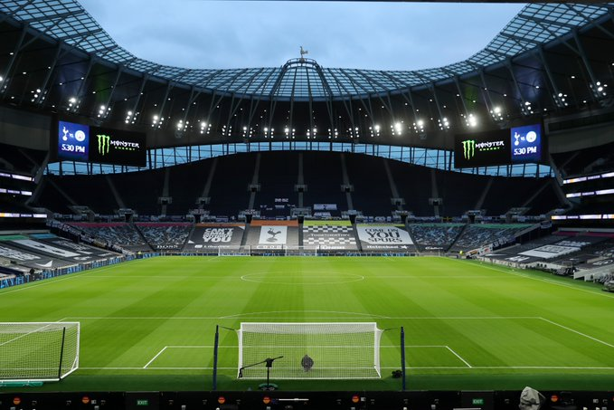 Tottenham Hotspur Stadium / Foto: Spurs_ES