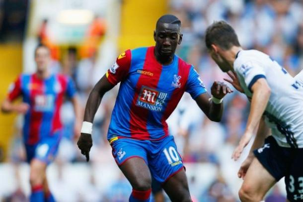 Bolasie played the final 15 minutes against Spurs on his return from injury | Photo: Getty images/Harry Engels