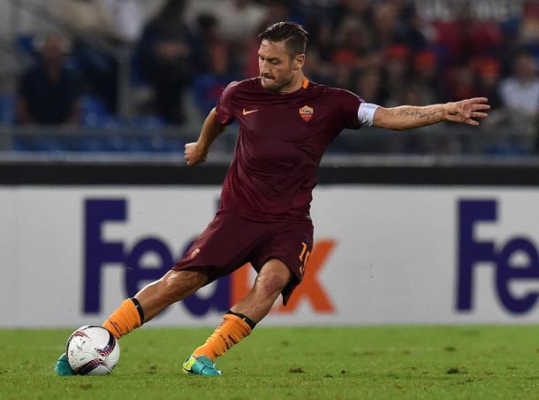 Francesco Totti, forzaroma.info