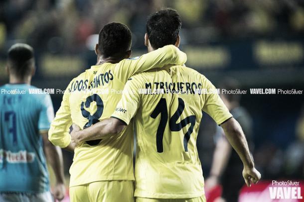 Jonathan Dos Santos y Manu Trigueros son dos de los beneficiados del estilo ofensivo del Villarreal. Imagen: PhotoSilver (VAVEL)