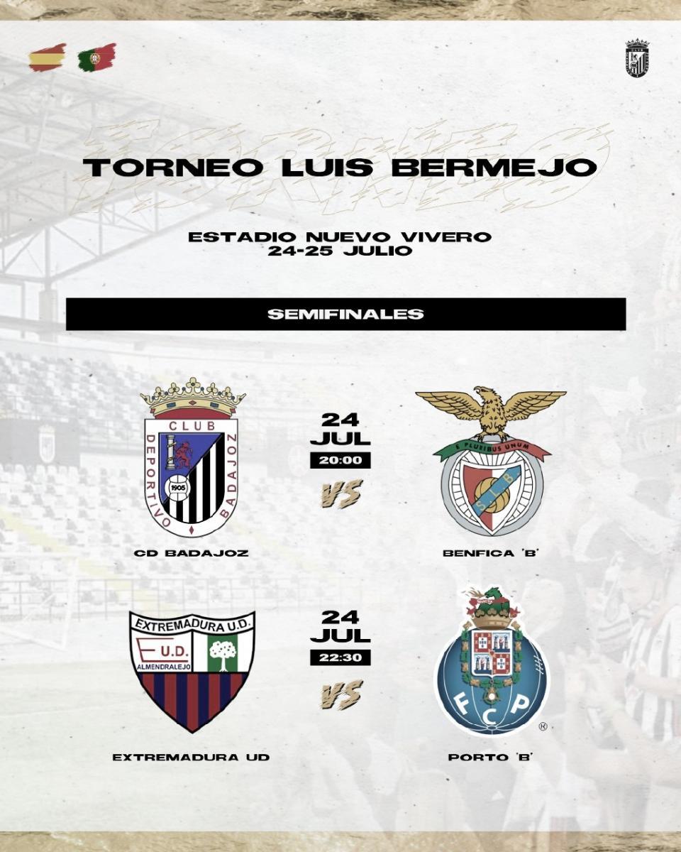 Cartel del XXXIV Trofeo Luís Bermejo