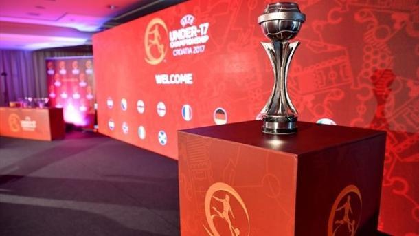 Trofeo del Europeo Sub-17 | Foto: www.uefa.com