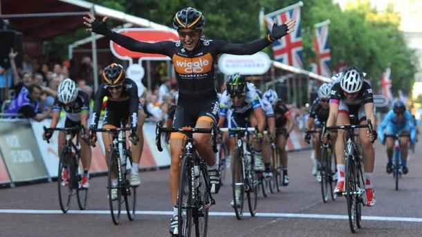 Trott won the first RideLondon race back in 2013 / Sky Sports News