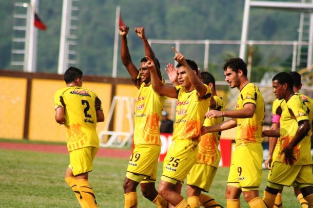 Trujillanos FC. FOTO: Visionnoventa
