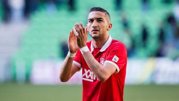 Confirmó su  nivel en Enschede. Foto: Twente