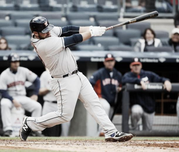 White took full advantage of his time in Spring Training and was able to beat out two other players for a spot on the 25-man roster | Al Bello, Getty Images