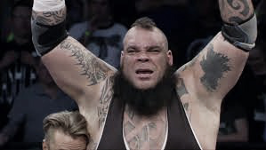 Tyrus picked up the win. Photo- TNA Wrestling
