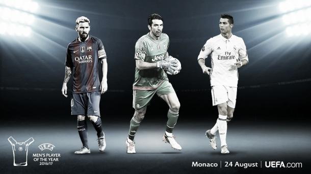 Cristiano Ronaldo busca un nuevo premio para su palmarés | Foto: UEFA
