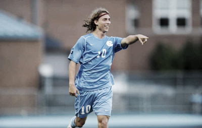 Andy Craven during his days at UNC | Source: goheels.com