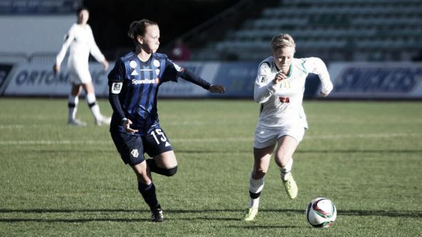 Uraedd grab their first point of the season |Source: fotball.no