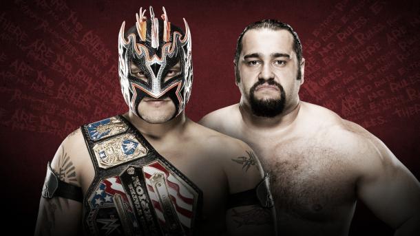 Can Kalisto overcome the odds?Photo- WWE.com