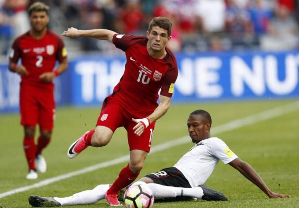 Foto: US Soccer.