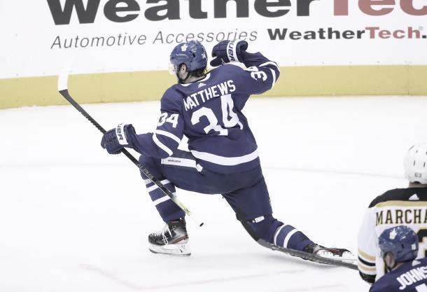 Los Leafs quieren volver a la lucha | Foto: Leafsnation.com