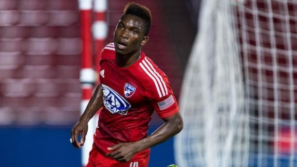 San Jose will need to contain Fabian Castillo if they want to pick up good results. Photo provided by USA TODAY Sports.