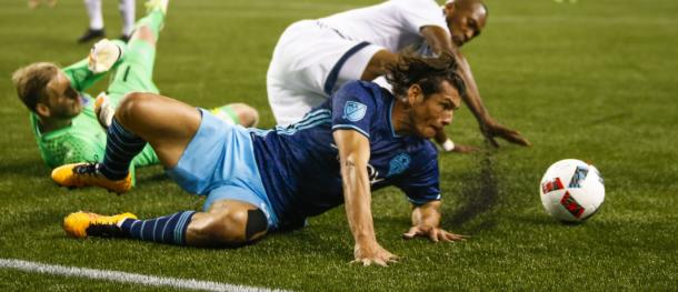 Seattle had a bunch of close chances but could not convert (Photo: USA TODAY).