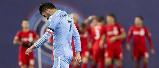 David Villa continues to set the league alight | Source: Adam Hunger/USA TODAY Sports