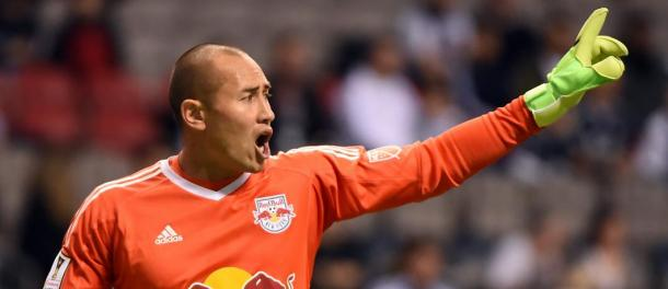 Luis Robles will look to have a big game for NYRB | Source: newyorkredbulls.com
