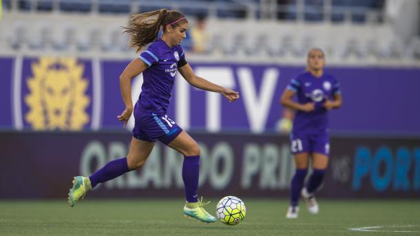 Orlando need Alex Morgan to start finding the back of the net again | Source: nwslsoccer.com