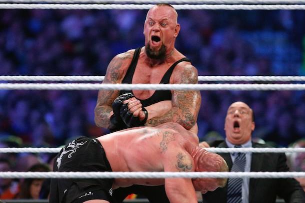 Nueva Orleans fue el escenario del fin de la racha. Foto: WWE.com