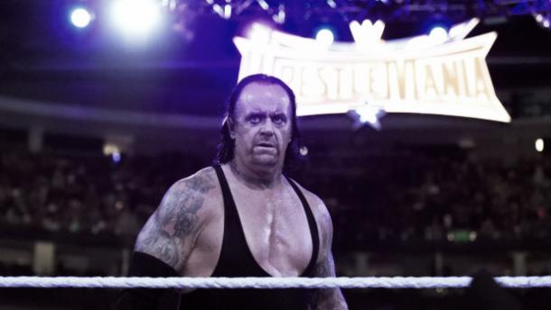 Will Undertaker start to build towards WrestleMania? Photo- WWE.com