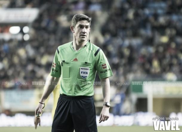 Undiano Mallenco durante un encuentro liguero otra temporada | Foto: VAVEL