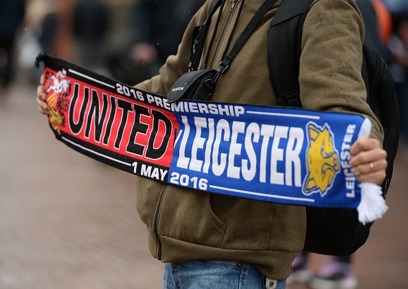 United and Leicester face again in the Community Shield, the season's traditional curtain raiser | Photo: Oli Scarff/AFO