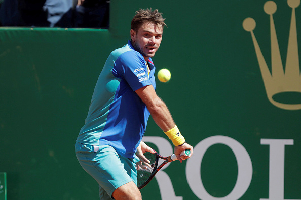 Stan Wawrinka displays his majestic backhand *Photo: Laurent Lairys
