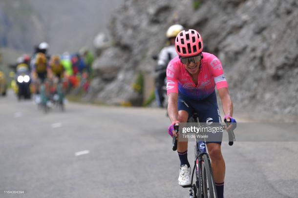 Urán at the Tour de France | getty images