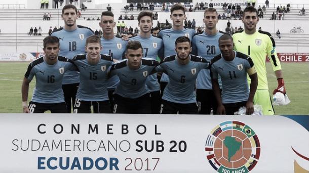 Uruguay / Foto: FIFA Web