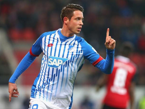 Uth's late goal stole the points from under Ingolstadt noses. (Image credit: kicker - Getty Images)