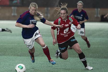Vålerenga upset Arna-Bjornar   Source: grydis.no